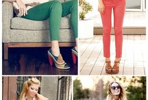 Spring Styles / by The Hippie In High Heels