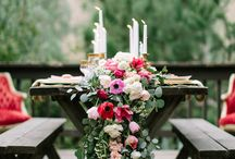all table long centerpiece