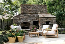 outdoor oven fire  inspiration