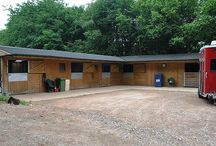 Stable Yards / Land for Sale