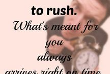 ❤ Time Quotes ❤