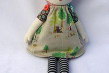 Dolls / by Camilla Devero