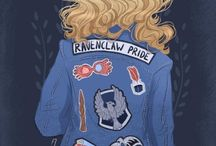Ravenclaw at heart