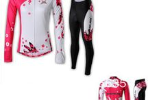 Winter Cycling Clothes / by Bossert ArtStudio