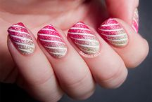 Lovely Nails...  / by Mega Chen