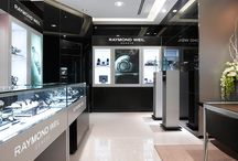 RAYMOND WEIL Boutiques / Find RAYMOND WEIL exclusive boutiques around the world and come visit us! / by RAYMOND WEIL