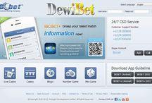 IBCbet / Dewibet.com | Asian Sportsbook Betting Online