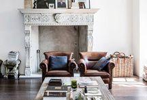 living spaces / by Jamie Gentry