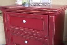 Refurbished Furniture  / by Janese Williams