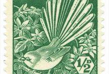 Piwakawaka / Plucky wee birds of joy...