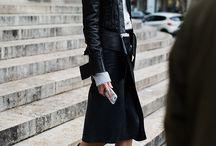 Sleek fashion