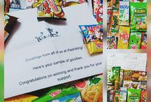 Kashi King Happy Customers / We deliver all over the world and these are some of our happy customers
