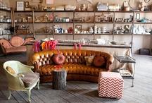 Creative Studio Spaces / by Melissa Pynn