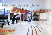 Ecrom maringa / Ecrom iluminacao especialista em venda de leds e embutidos www.ecromiluminacao.com.br