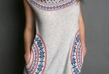Вязание КРЮЧОК / чудные узоры в одежде
