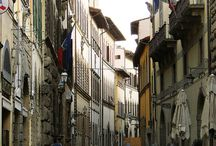 Streets / Streets of Florence