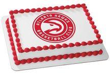 Basketball Cakes (NBA and more)