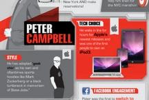 Infografias curiosas / by Freelance E-business