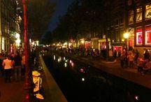 London, Paris, Amsterdam Travel Info. / by Kat Hallock