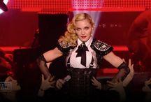 Madonna and ON AURA TOUT VU / Madonna Wearing ON AURA TOUT VU