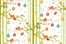 Spoonflower Fabric / by Corey Yoder