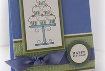 Crazy for Cupcakes - Stampin' Up (retired) / by Diana Crawford