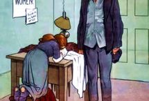 Plakáty - Suffragettes, Vote rights for women