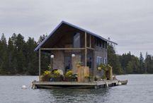 hem på vattnet