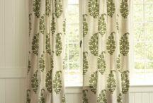 Rod Pocket Curtains | Window Treatment Inspiration