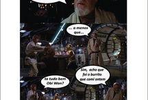 Distúrbios na Força - Star Wars