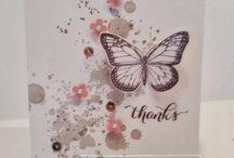 SU-Papillon Potpourri / Butterfly's