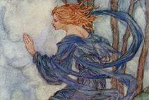 Art Illustrations (Emma Florence Harrison) / Illustrations contes...