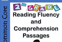 2nd Reading Fluency and Comprehension BUNDLE / 2nd Grade Reading Fluency and Comprehension Passages Bundle. ***Save with a BUNDLE! An entire year's worth of reading fluency and comprehension passages! This Second Grade Reading Fluency and Comprehension Passages resource includes 100 passages.