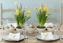 Lavoretti di Pasqua con materiali di riciclo