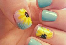 Nail polish and nail art