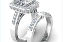 Engagement Ring Set - Caitali