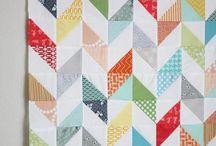 Precursor quilts