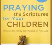 On Praying / Find resources specific to praying over your children here!