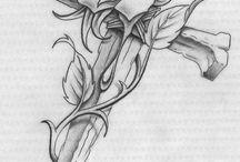 Rosenzeichnungen