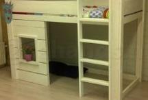 kinderen / Leuk bed!
