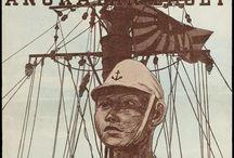 vintage political poster Batavia