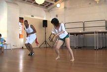 Salsa, mambo, kizomba, dance / It's all about dance