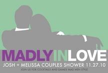 Mad Men Couples Shower