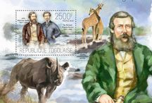 New stamps issue released by STAMPERIJA | No. 386 / TOGO 10 02 2014 - Code: TG14113a-TG14123b
