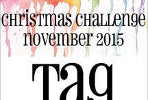 HLS November 2015 Christmas Challenge