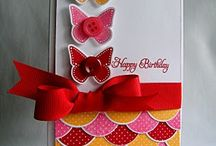 cards and papercrafts / by CuteNCrafty