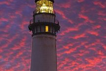Lighthouses and Landmarks