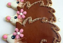 cookie decorating ideas / ideas for decorating cookies  / by Suzanne Horobin