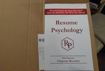 Resume Psychology The Book
