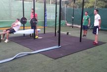 athina 90 outdoor gym / outdoor gym-cross training